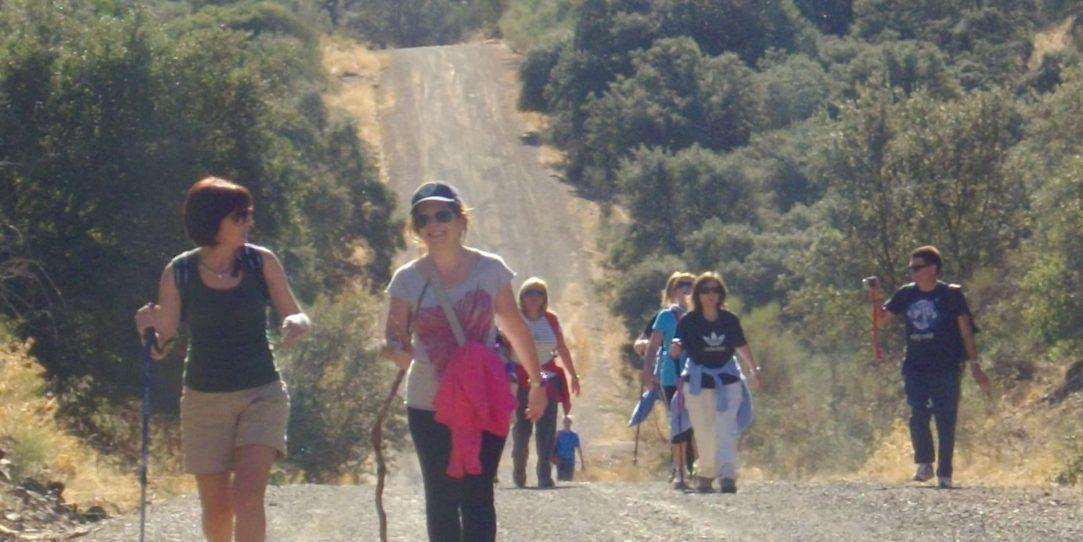 peregrinos-camino-mozarabe